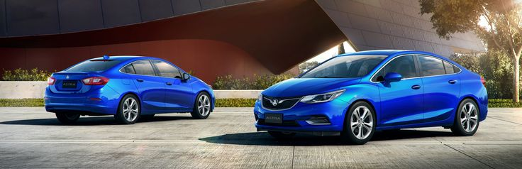 Holden Astra Sedan Puts A Fresh Face On The Chevy Cruze Down Under