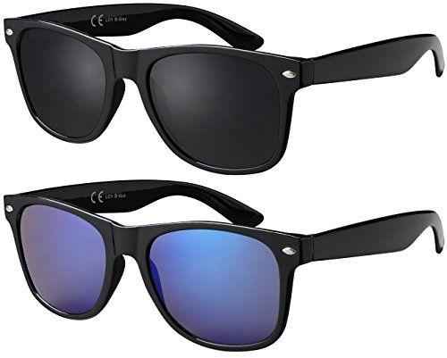 Frau Sonnenbrille Polarisierte Wahre Farbe Beschichtung Mädchen Mode Reisen Fahren Sonnenbrillen Modelle Schwarzer Rahmen Eisblau VNQxgA