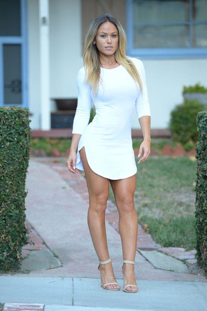 Tammy Tunic White Nova White Fashion And Fashion