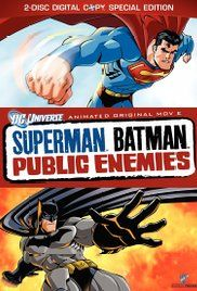 Superman/Batman: Public Enemies - 07/05/2017