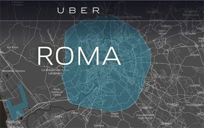 Uber Italia offrirà due corse del valore massimo di 25 euro ciascuna su Roma.  https://www.uber.com/