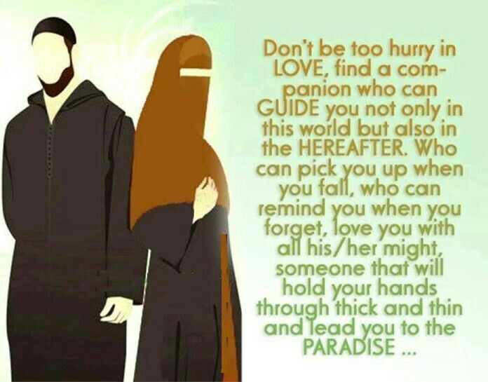Muslim dating Tyskland