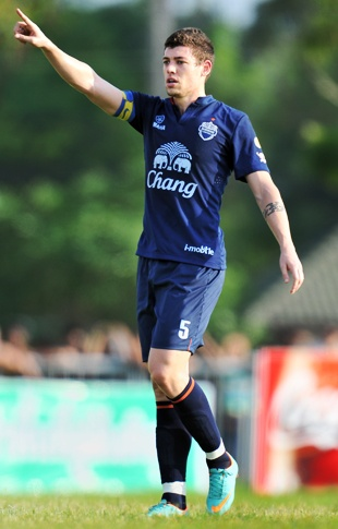 Osmar Barba - Buriram United FC - Thai Premier League