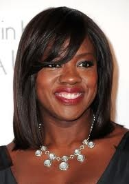 Birthday:  August 11, 1965--Viola Davis won her first Tony Award in 2001, when she worked with August Wilson on King Headley II.  She was nominated for an Oscar in 2008 for Doubt, and she starred in the hit film The Help in 2011.