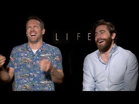Ryan Reynolds And Jake Gyllenhaal Cannot Control Themselves In This Hysterical Interview