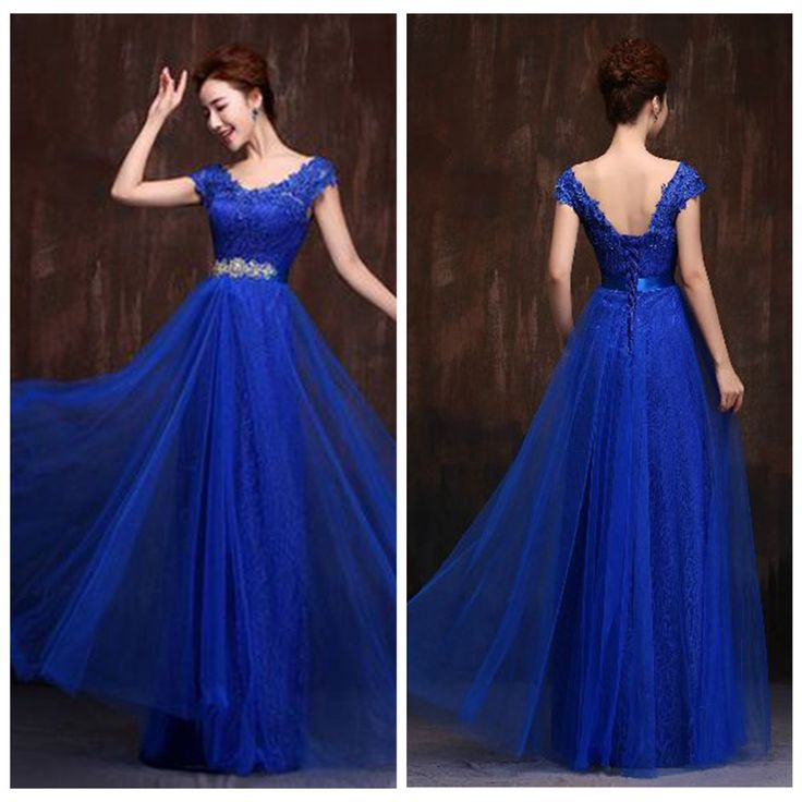 1000 ideas about plus size bridesmaid on pinterest plus for Robe bleue royale pour mariage