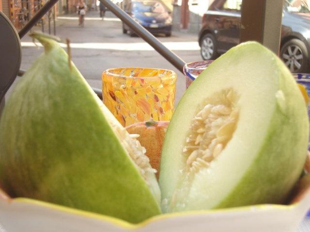 Barettiere a Ferrara...  cianciuffo  pagnottella  meloncella  melone insipido  poponella  poponessa  popone insipido  cocomerazzo  pagghiotta  spuredda (leccese nera, bianca o pelosa)
