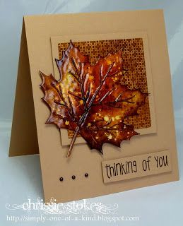 Craft Stamper Magazine by Chrissie Stokes