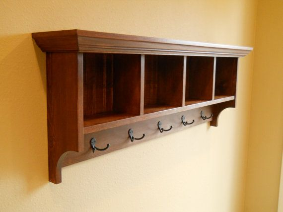 Cubby Shelf,Mud Room Shelf, Wood Cubby, Cubby Storage, Cubby Organizer On