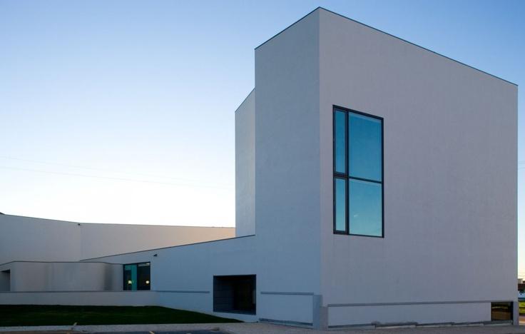 Biblioteca Municipal de Ílhavo / ARX