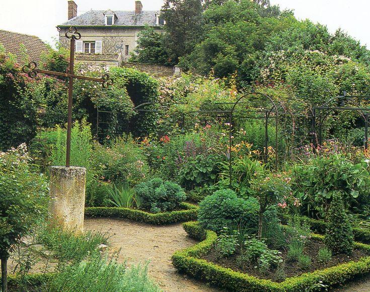 17 meilleures id es propos de jardin clos sur pinterest for Jardin clos