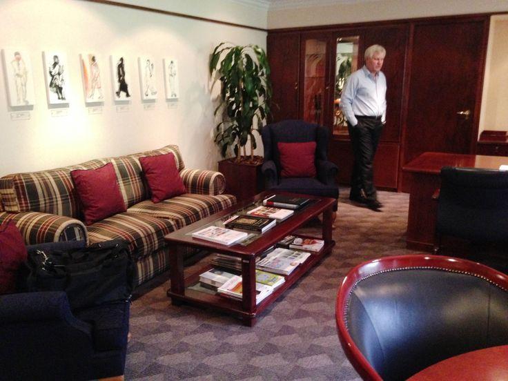BEFORE Executive Office SAB - SM :(