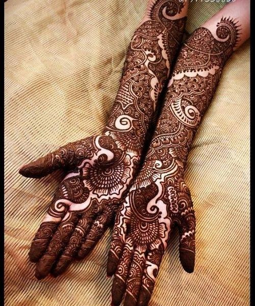 100 Latest Bridal Mehndi Designs With Images 2019 I Luv It