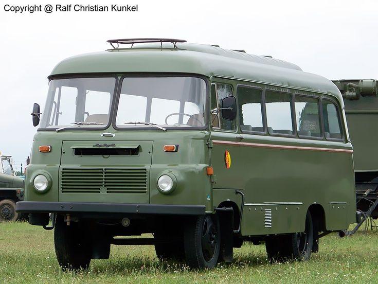 robur nva | Robur LO 3000 Fr 2 M/ B 21 - KOM, Kraftomnibus, NVA - fotografiert ...