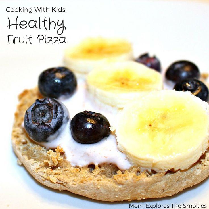 Healthy Fruit Pizza, Mom Explores The Smokies