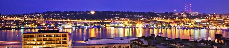 Learn More about Seattle's Hottest Neighborhood South Lake Union & Follow me on Instagram SeattleRealtorRick http://about.me/rick_griffith