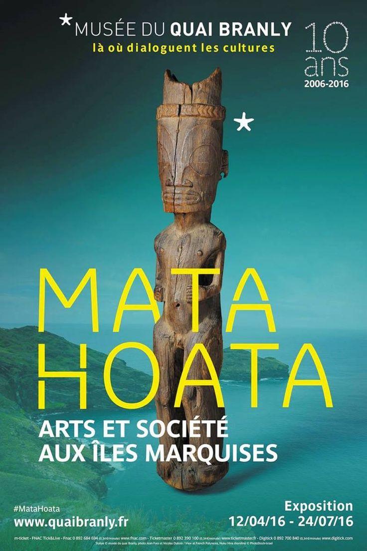 Les Marquises à Paris : Matahoata, Arts et société aux Îles Marquises au Quai Branly
