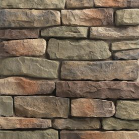 Ply Gem Stone Shadow Ledgestone 10 Sq Ft Lehighton Faux