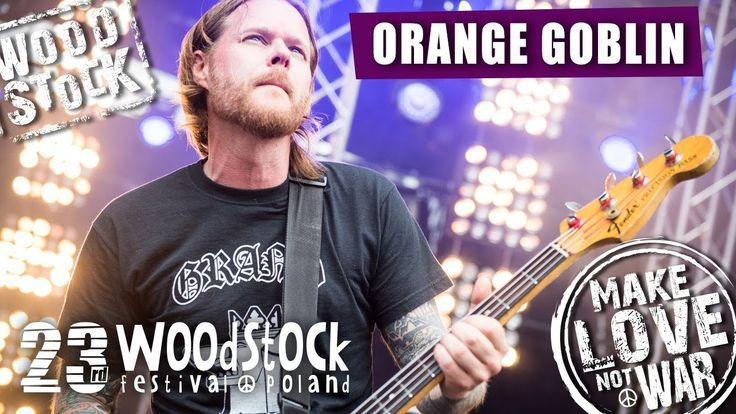Orange Goblin #Woodstock 2017
