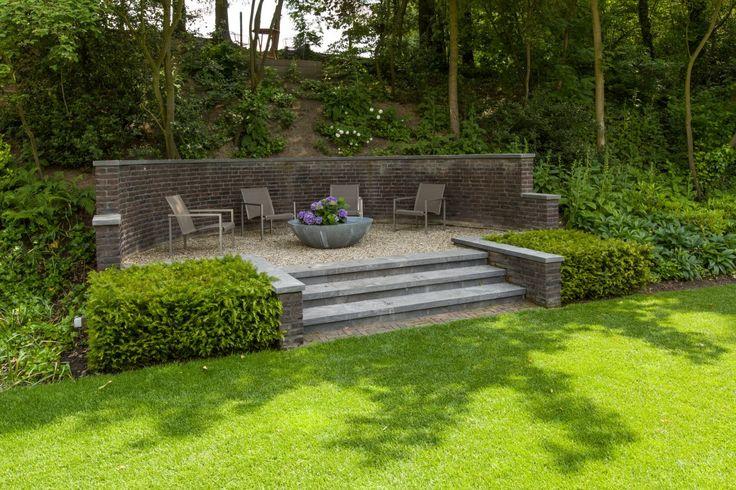 Meer dan 1000 idee n over tuin trappen op pinterest for Trap tuin aanleggen