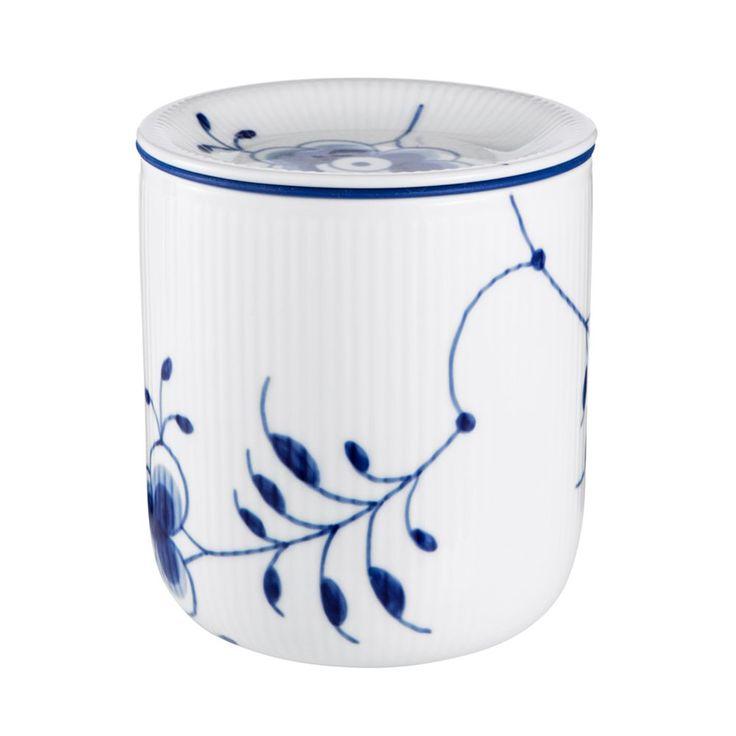 Royal Copenhagen Blue Fluted Mega Medium Jar