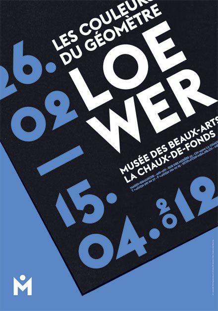 Onlab, Claude Loewer Les couleurs du geometre