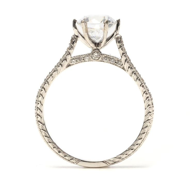Beverley K Cathedral Diamond Engagement Ring