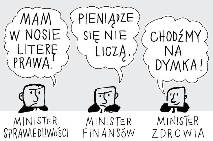 """Rys. Marcin Wicha """"TP"""" 40/2012"""