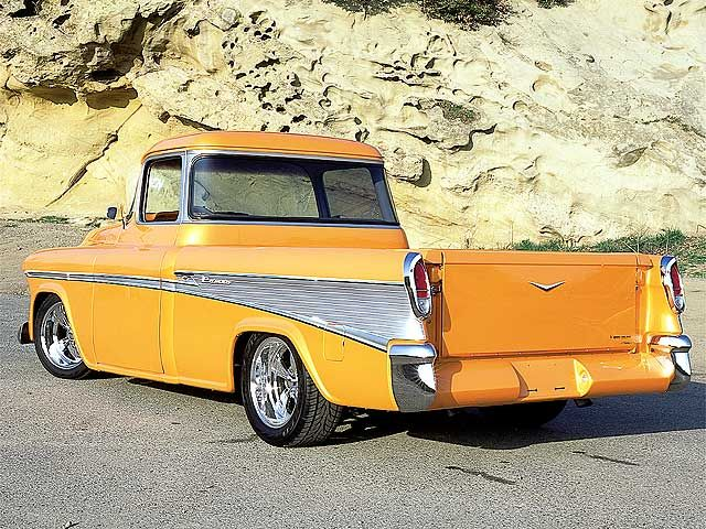 57 Chevy Cameo (Custom)