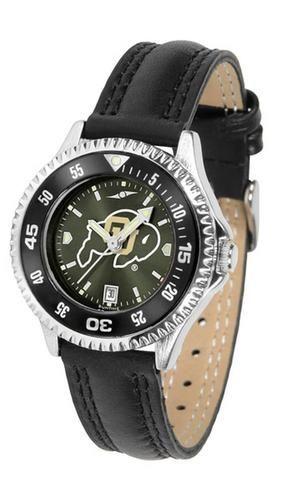University of Colorado Buffaloes Ladies Watch AnoChrome Wristwatch