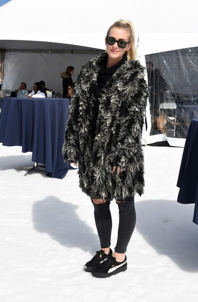 Ashlee Simpson Photos Photos - Ashlee Simpson-Ross attends the Celebrity Ski & Smile Challenge at the Utah Winter Olympic Park  on March 12, 2016 in Park City, Utah. - Operation Smile  Host's 5th Annual Park City 'Celebrity Ski & Smile Challenge' Presented By The Rodosky Family