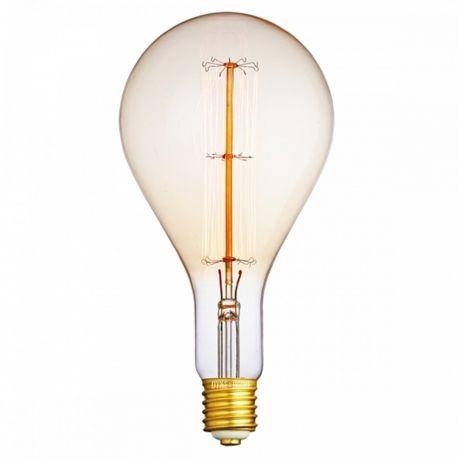 Ispirata alle prime lampade di Thomas Edison, la lampadina grande di Opjet Paris, crea un'atmosfera magica nella vostra casa, grazie ai filamenti incandescenti che diffondono una luce calda e avvolgente.  #lamp #lighting #thomas #edison #vintage # #lamp #lighting #thomas #edison #vintage #giant