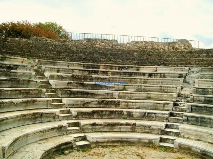 The Odeon in Kos town is a must see when on the island.