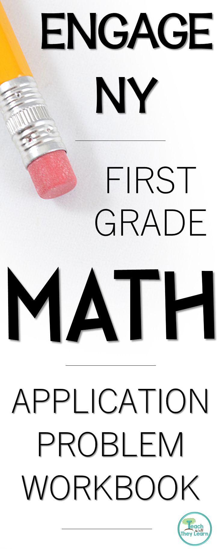 Workbooks 1st grade math workbooks : 386 best 1st Grade Engage NY Math images on Pinterest | Engage ny ...