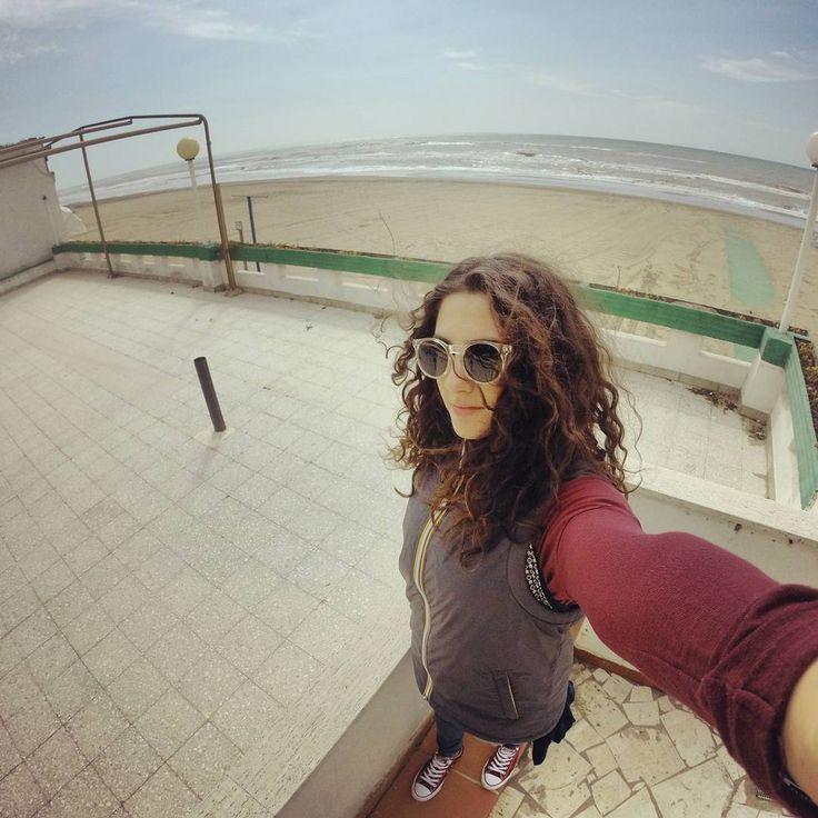 [Stabilimento vuoto Mare d'inverno Ricordi di un'estate che fu]🌊⛅ - #gopro #goprohero #cam #photo #shot #selfie #selfiesaturday #selfies #weekend #sea #seaside Online