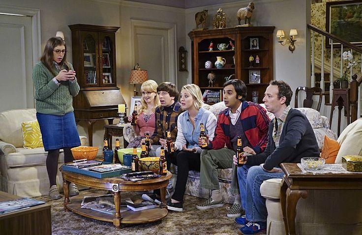 The Big Bang Theory 9x06 airs tonight