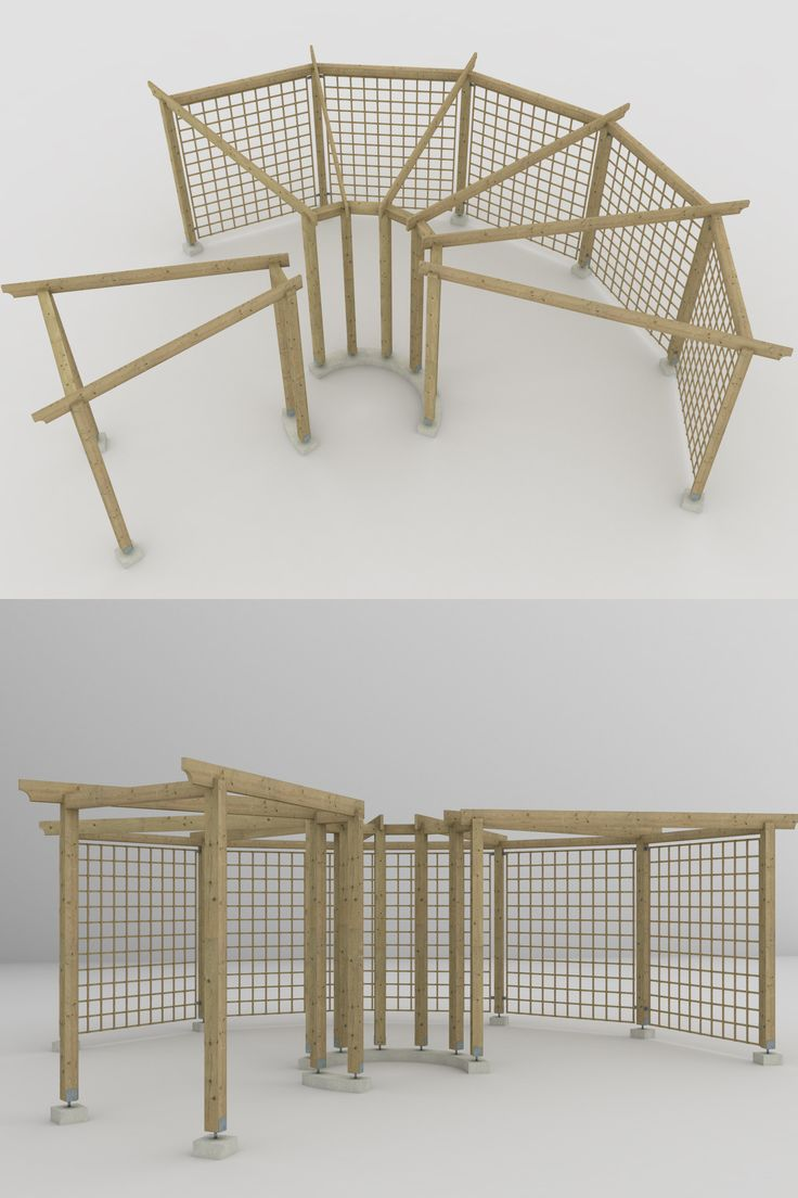 pergola project by Jaro313.deviantart.com on @deviantART