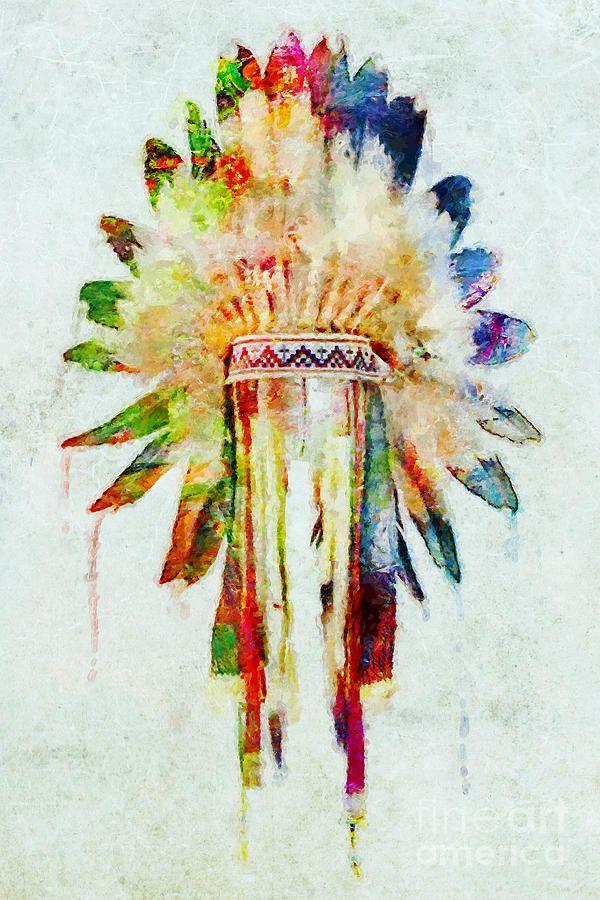 colorful-lakota-sioux-headdress-olga-hamilton.jpg (600×900)