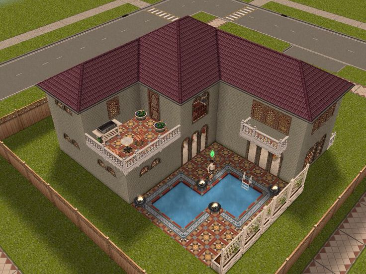 Lebanese Architecture Inspired House Sims Freeplay House Design
