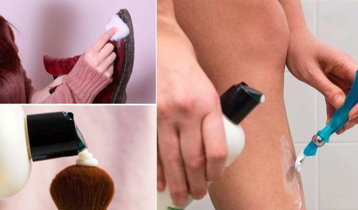 20 utilisations surprenantes de l'après-shampoing noté 4 - 5 votes Vous ne pourriez pas vous passer de votre après-shampoing? Noter qu'en plus de rendre vos cheveux doux et faciles à démêler, il peut servir à tout un tas de choses que ce soit pour un usage cosmétique ou dans la maison. Découvrez 20 usages auxquels...