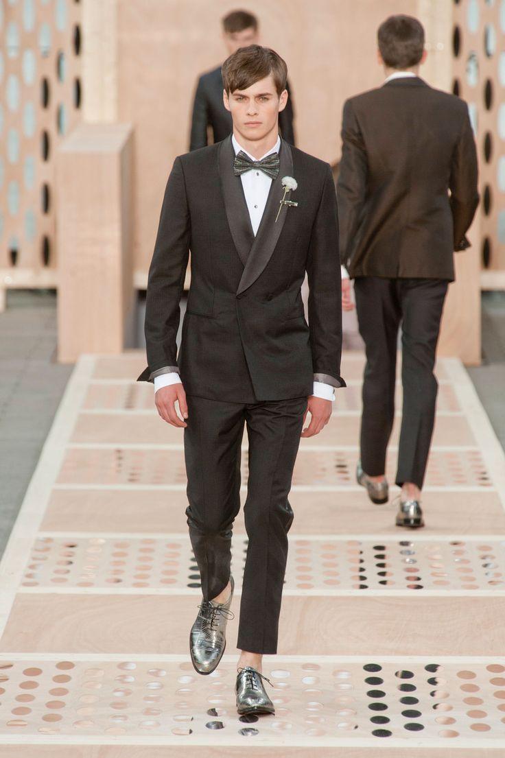 Défilé Louis Vuitton Homme Printemps-été 2014 Paris