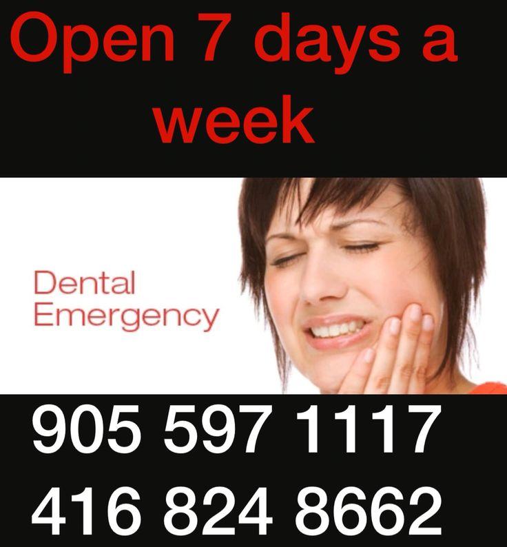 Emergency dental clinic Dr Massi dental Clinic 905 597 1117