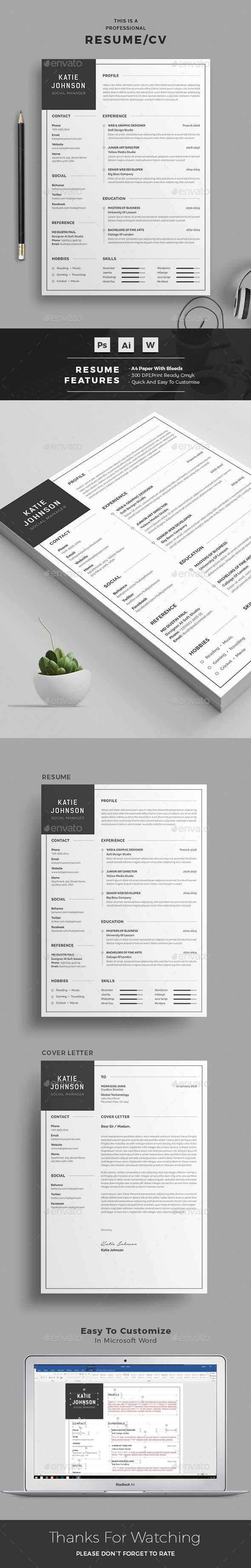 Resume - Resumes Stationery. If you're a user experience professional, listen to The UX Blog Podcast on iTunes.