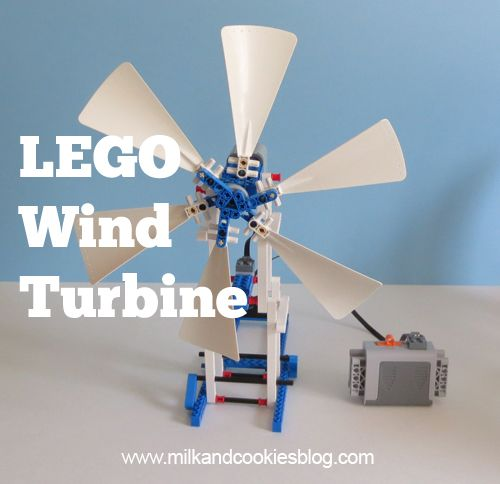 Teaching With LEGO® Renewable Energy