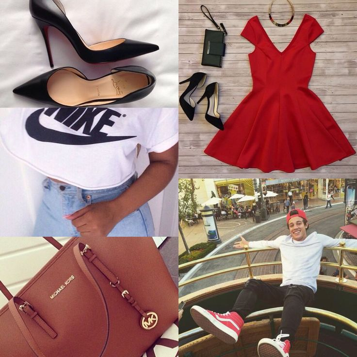 Read Misunderstanings and shopping . Chapter ten from the story The New Girl ( Cameron Dallas Fanfiction ) by cxmxrondx...