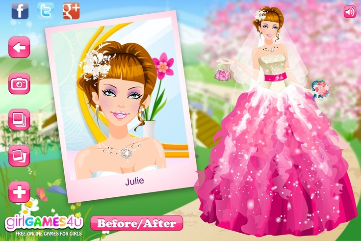 http://www.girlgames4u.com/sensational-wedding-makeover-game.html    When you look this stylish and sweet, your wedding is the sensation of the year! XD <3    game: Sensational Wedding Makeover    link: http://www.girlgames4u.com/sensational-wedding-makeover-game.html    <3 GirlGames4u