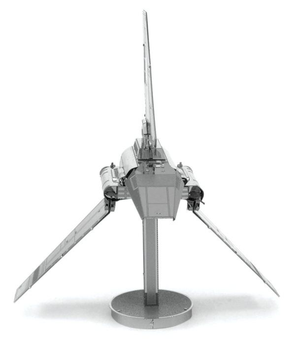 3D kovové puzzle METAL EARTH Star Wars: Imperial Shuttle
