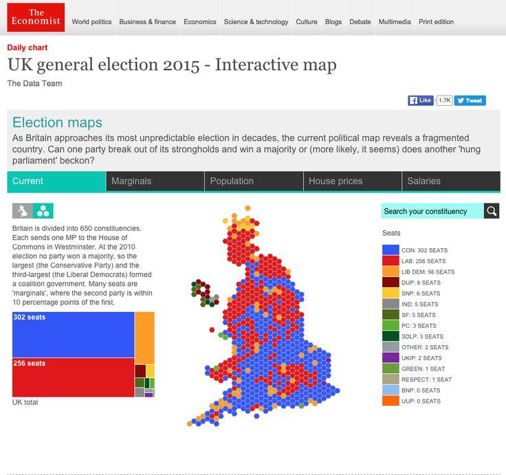 Economist UK Election