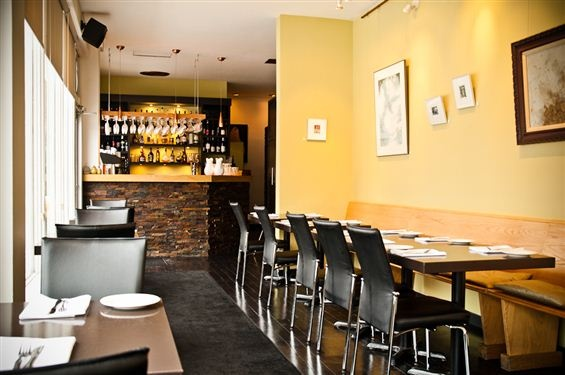 Urban Pear Food & Wine Bar - Ottawa, Ontario