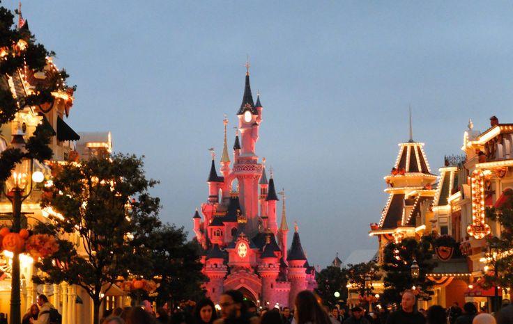 Halloween au parc Disneyland Paris